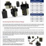 SW Contactors Stud Series